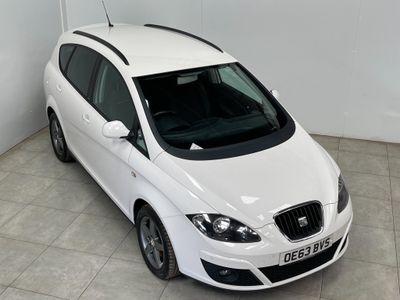SEAT Altea XL MPV 1.6 TDI Ecomotive CR I TECH 5dr