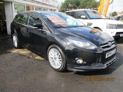 Ford Focus Estate 1.6 TDCi Zetec S (s/s) 5dr