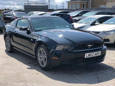 FORD MUSTANG Coupe {Edition unlisted}