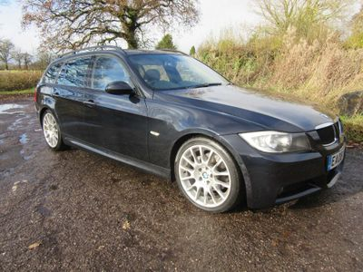 BMW 3 Series Estate 2.0 320d M Sport Edition Touring 5dr