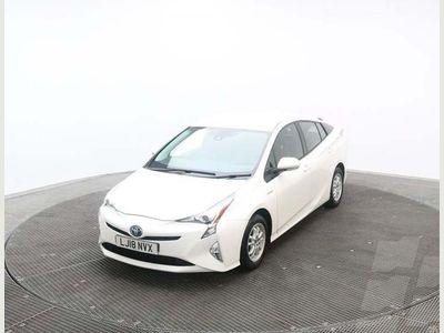 Toyota Prius Hatchback 1.8 VVT-h Active CVT (s/s) 5dr