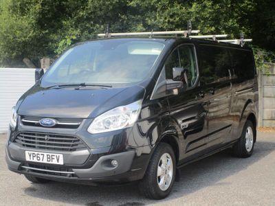 Ford Transit Custom Combi Van 2.0 TDCi 290 Limited L1 H1 5dr
