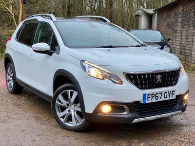 Peugeot 2008 SUV 1.2 PureTech Allure EAT (s/s) 5dr