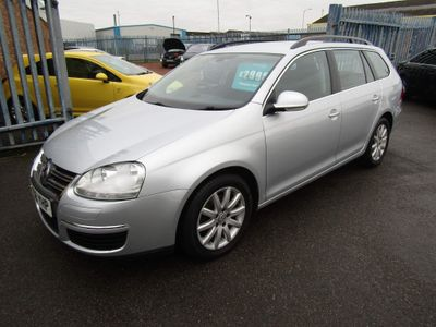 Volkswagen Golf Estate 1.6 SE 5dr