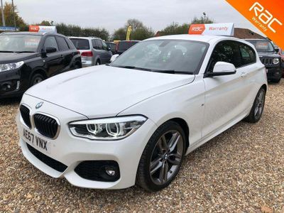 BMW 1 Series Hatchback 1.5 118i M Sport Sports Hatch Auto (s/s) 3dr