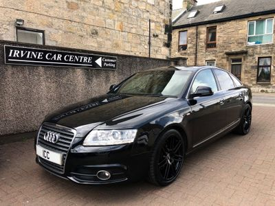 Audi A6 Saloon Saloon 2.0 TDI S line Special Edition 4dr