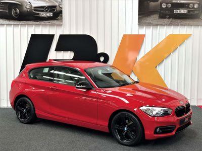 BMW 1 Series Hatchback 2.0 118d Sport Auto (s/s) 3dr