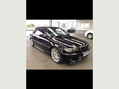 BMW 3 Series Convertible 2.0 318Ci 318 Sport Auto 2dr