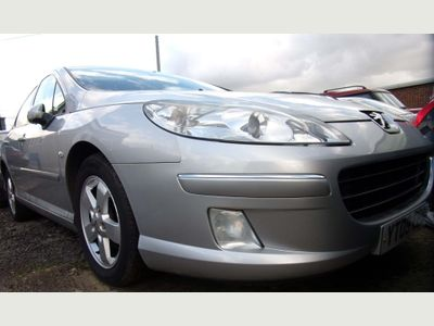 Peugeot 407 Saloon 1.6 HDi ST + Low Warranted Mileage 79k