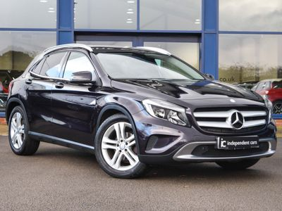 Mercedes-Benz GLA Class SUV 2.1 GLA200 CDI SE (Executive) 7G-DCT 5dr