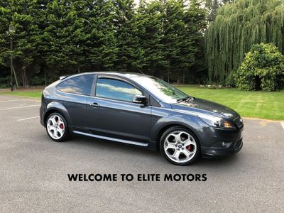 Ford Focus Hatchback 1.8 Zetec S 3dr