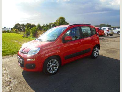 Fiat Panda Hatchback 1.2 8v Lounge 5dr
