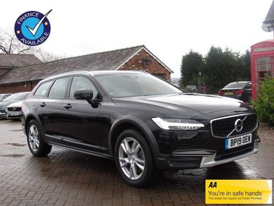 Volvo V90 Cross Country Estate 2.0 T5 Cross Country Auto AWD (s/s) 5dr