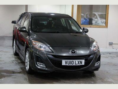 Mazda Mazda3 Saloon 2.2 D Sport 4dr