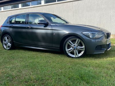 BMW 1 Series Hatchback 2.0 125d M Sport Sports Hatch (s/s) 3dr
