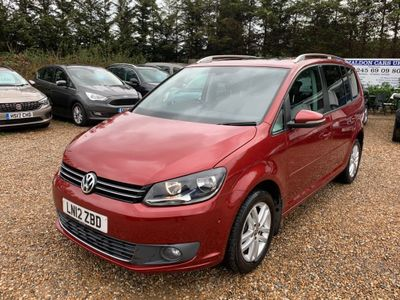 VOLKSWAGEN TOURAN MPV 2.0 TDI BlueMotion Tech SE (s/s) 5dr