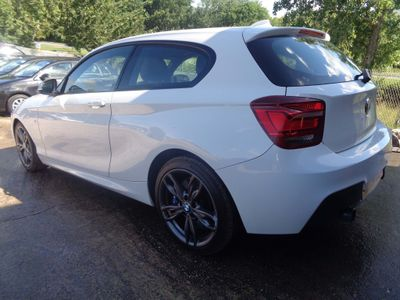 BMW 1 Series Hatchback 3.0 M135i Sports Hatch (s/s) 3dr