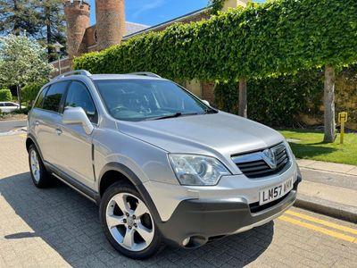 Vauxhall Antara SUV 2.0 CDTi 16v SE 5dr