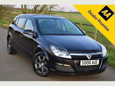 Vauxhall Astra Hatchback 1.6 i 16v Breeze 5dr