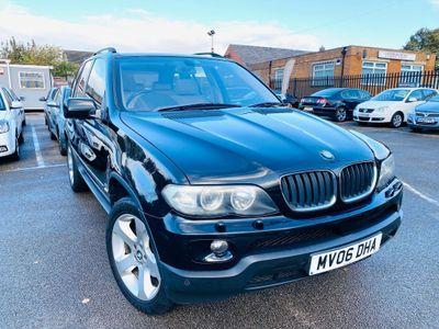 BMW X5 SUV 3.0d SE 4WD 5dr