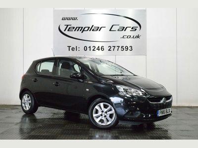 Vauxhall Corsa Hatchback 1.3 CDTi ecoFLEX Design (s/s) 5dr