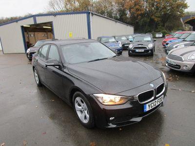 BMW 3 Series Saloon 2.0 320d ED BluePerformance EfficientDynamics 4dr