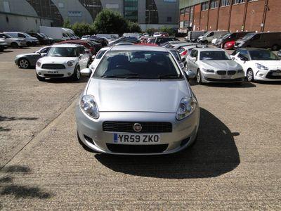 Fiat Grande Punto Hatchback 1.4 Active Dualogic 5dr