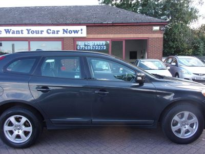 Volvo XC60 SUV 2.4 D DRIVe S 5dr