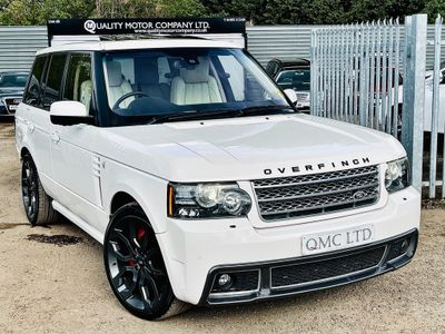Land Rover Range Rover SUV Supercharged Overfinch 5dr Edition