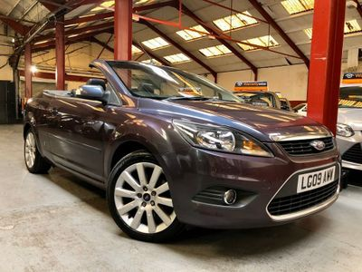 FORD FOCUS CC Convertible 2.0 CC-3 2dr