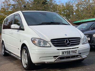 Mercedes-Benz Viano MPV 3.5 Ambiente Compact MPV 5dr