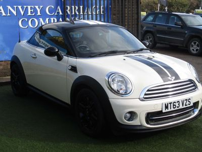 MINI Coupe Coupe 1.6 Cooper 2dr