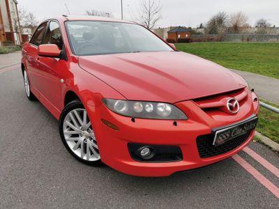 Mazda Mazda6 Saloon 2.3 MPS 4dr