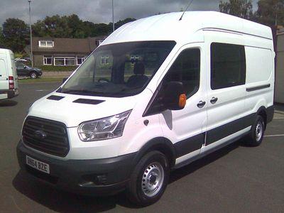Ford Transit Combi Van 2.2 TDCi 350 RWD L3 H3 EU5 5dr