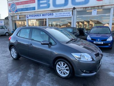 Toyota Auris Hatchback 1.6 T Spirit Multimode 5dr