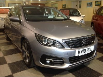 Peugeot 308 Hatchback 1.2 PureTech Tech Edition (s/s) 5dr