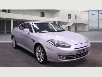 Hyundai Coupe Coupe 2.0 SIII 3dr
