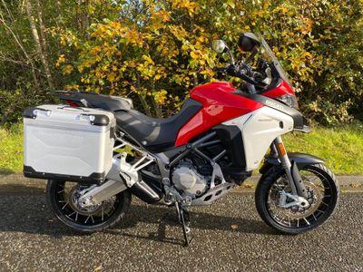 Ducati Multistrada 1200 Adventure 1200 Enduro ABS Adventure
