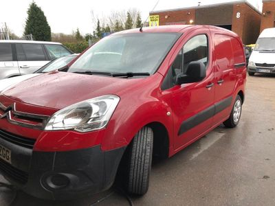 Citroen Berlingo Panel Van 1.6 i 16v L1 625 LX Panel Van 5dr