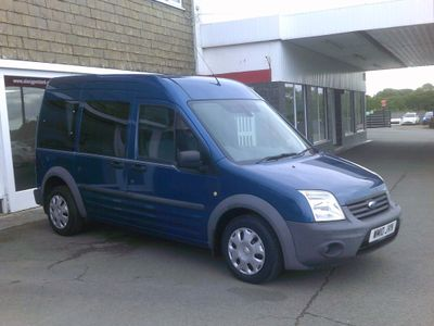 Ford Tourneo Connect MPV Trend 110 Van/Side Windows 5 Seat