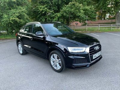 Audi Q3 SUV 1.4 TFSI CoD S line Edition S Tronic (s/s) 5dr