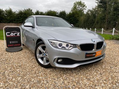 BMW 4 Series Coupe 2.0 420d SE 2dr