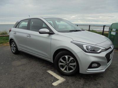 Hyundai i20 Hatchback 1.2 SE Launch Edition (s/s) 5dr