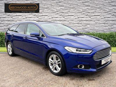 Ford Mondeo Estate 2.0T EcoBoost Titanium Auto (s/s) 5dr