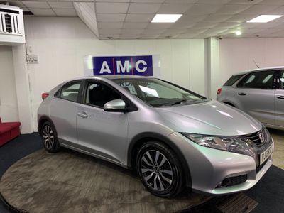 Honda Civic Hatchback 1.6 i-DTEC ES 5dr