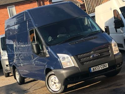 Ford Transit Panel Van 2.2 TDCi 300 High Roof L 3dr (LWB)