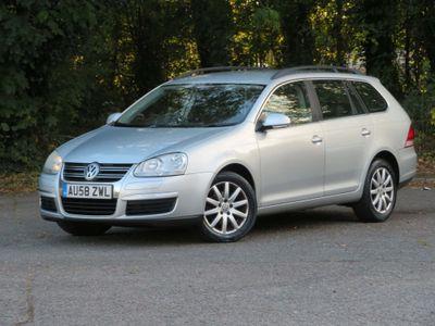 Volkswagen Golf Estate 1.9 TDI DPF SE 5dr
