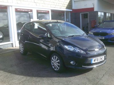 Ford Fiesta Hatchback 1.4 Edge 3dr