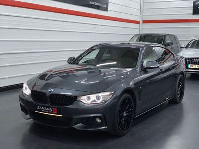 BMW 4 Series Gran Coupe Coupe 3.0 430d M Sport Gran Coupe Sport Auto xDrive (s/s) 5dr