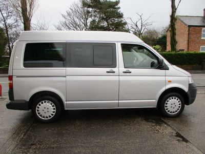 Volkswagen Transporter Unlisted 1.9 TDI T30 Window Van 4dr (SWB)